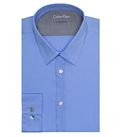 Calvin Klein X Fit Men's Ultra Slim Fit Dress Shirt
