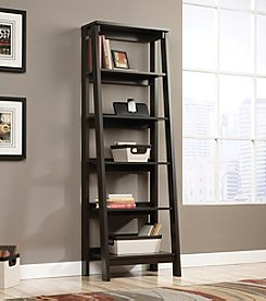 Sauder Trestle Five Shelf Bookcase