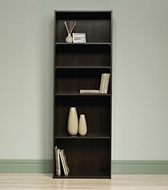 Sauder Beginnings Five Shelf Bookcase