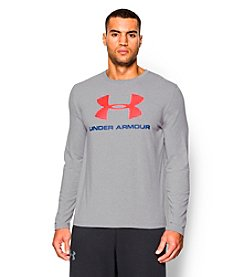 Under Armour® Men's Long Sleeve Sportstyle Logo Tee