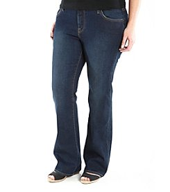 Lucky Brand® Plus Size Ginger Bootcut Jeans