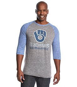 MLB® Milwaukee Brewers Men's Union Baseball Tee