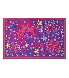 Fun Rugs® Butterfly Valley Rug