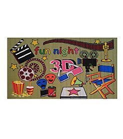 Fun Rugs® Movie Time Rug