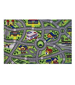 Fun Rugs® Driving Fun Rug
