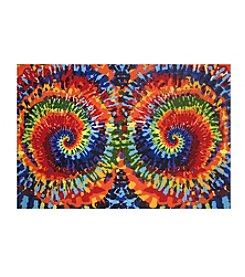 Fun Rugs® Tie-Dye Fun Rug