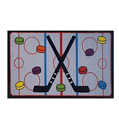 Fun Rugs® On the Ice Rug