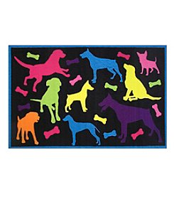 Fun Rugs® Bow Wow Rug