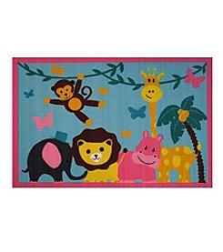 Fun Rugs® Jungle Party Rug