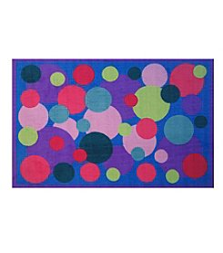 Fun Rugs® Poppin' Bubbles Rug