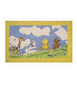 Fun Rugs® Looking for the Wishing Puff Rug