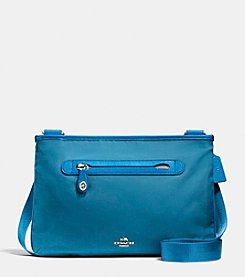 COACH SMALL CROSSBODY IN NYLON