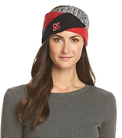 ZooZatZ™ NCAA® Nebraska Cornhuskers Women's Criss Cross Headband