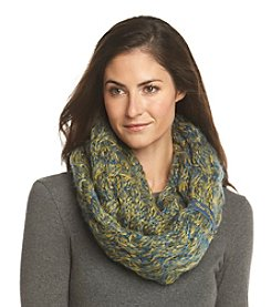 ZooZatZ™ NCAA® West Virginia Mountaineers Women's Marled Knit Infinity Scarf