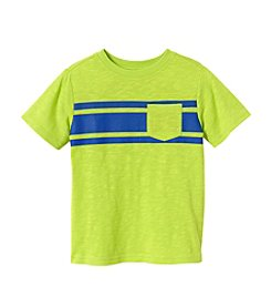 Mix & Match Boys' 2T-7 Chest Slub Tee