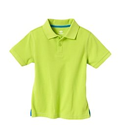Mix & Match Boys' 2T-7 Solid Polo