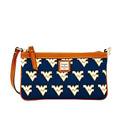 Dooney & Bourke® NCAA® West Virginia Mountaineers Large Slim Wristlet