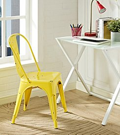 W.Designs Metal Cafe Chair