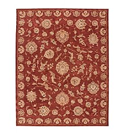 Nourison 2000 Pure Rust Area Rug