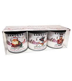 Sanders® 3-Pk. Hot Cocoa Variety Gift Set