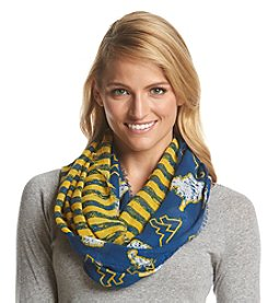 ZooZatZ™ NCAA® West Virginia Pride Infinity Scarf