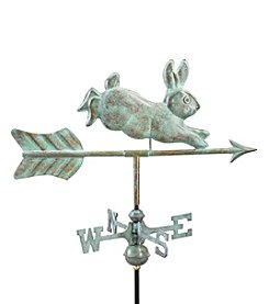 Good Directions® Rabbit Weathervane