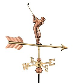 Good Directions® Golfer Weathervane