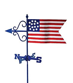 Good Directions® Americana Flag Weathervane
