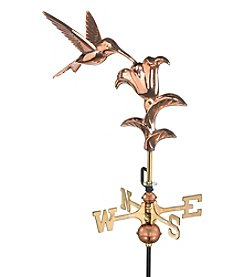 Good Directions® Hummingbird Weathervane