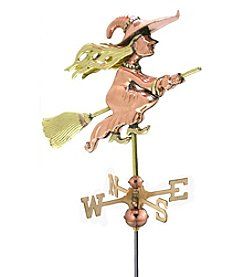 Good Directions® Witch Weathervane
