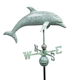 Good Directions® Dolphin Weathervane