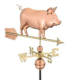 Good Directions® Country Pig Weathervane