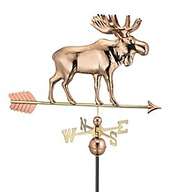 Good Directions® Moose with Arrow Weathervane