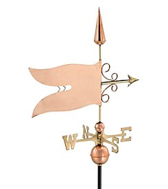 Good Directions® Banner Weathervane