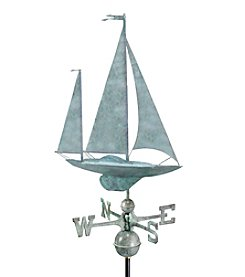 Good Directions® Yawl Weathervane