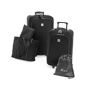 Carson's online doorbusters: Bargain luggage, boots, bath, bed ...