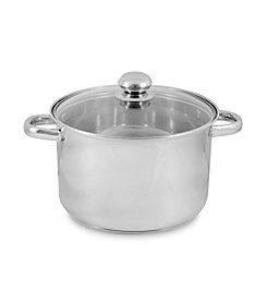 PURELIFE™ by Ragalta® 8-qt. Stainless Steel Stock Pot