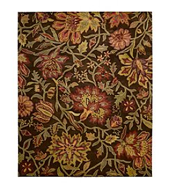 Nourison Jaipur Chocolate Area Rug