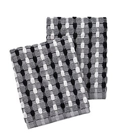 Croscill® Bryan 2-pk. Eclipse Dish Cloths
