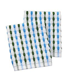 Croscill® Bryan 2-pk. Harbor Dish Cloths