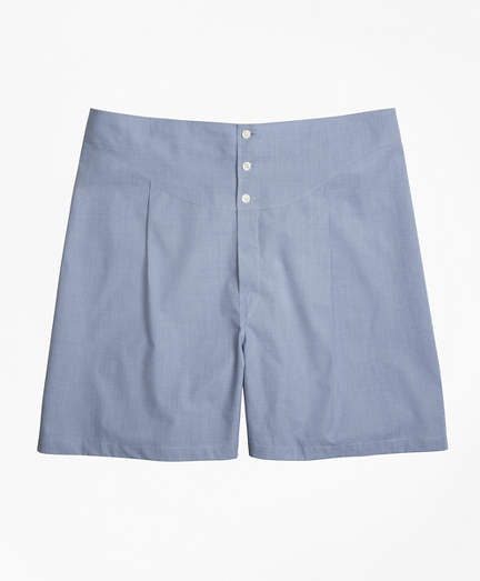 Men's Swing Dance Clothing to Keep You Cool French Back Boxers $30.00 AT vintagedancer.com
