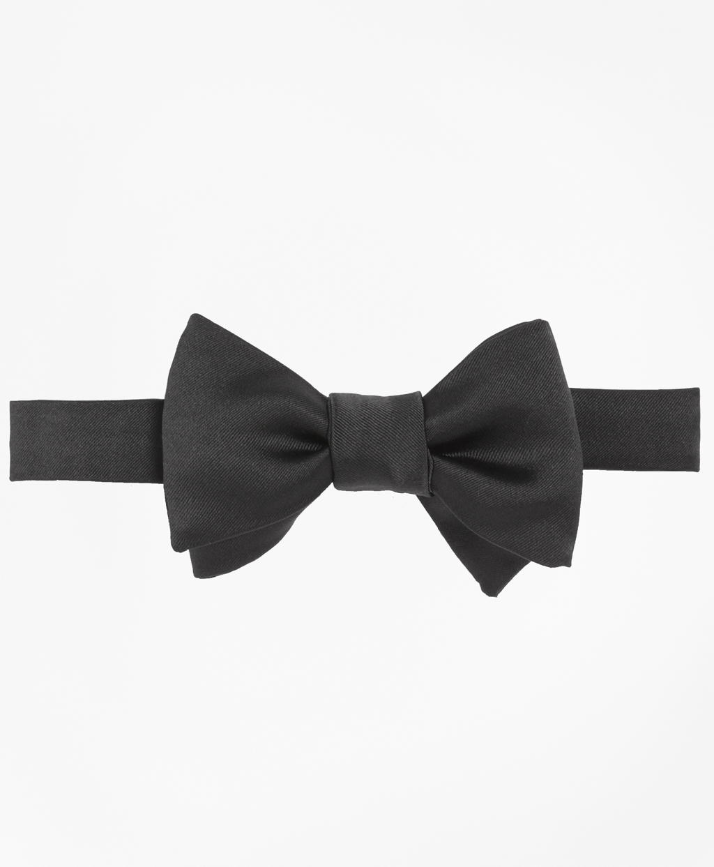 New Vintage Tuxedos, Tailcoats, Morning Suits, Dinner Jackets Brooks Brothers Mens Butterfly Self-Tie Bow Tie $60.00 AT vintagedancer.com