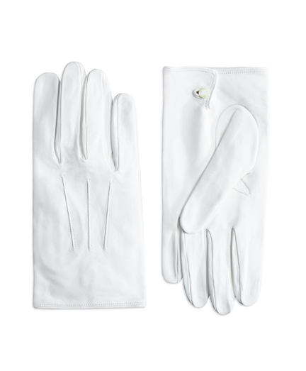 Victorian Men's Tuxedo, Tailcoats, Formalwear Guide White Formal Gloves $148.00 AT vintagedancer.com