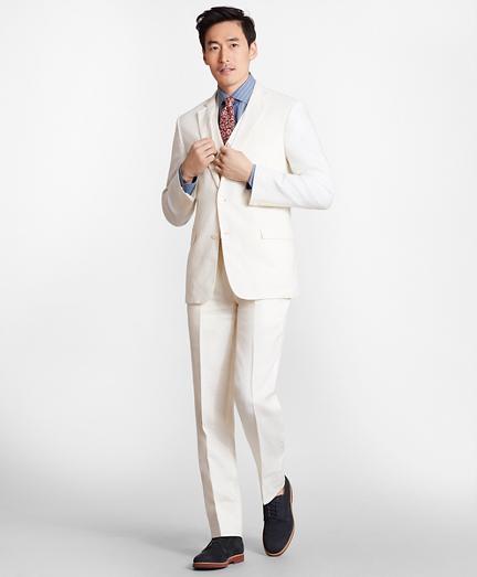 1930s Style Mens Suits Regent Fit Three-Piece Irish Linen Suit $798.00 AT vintagedancer.com