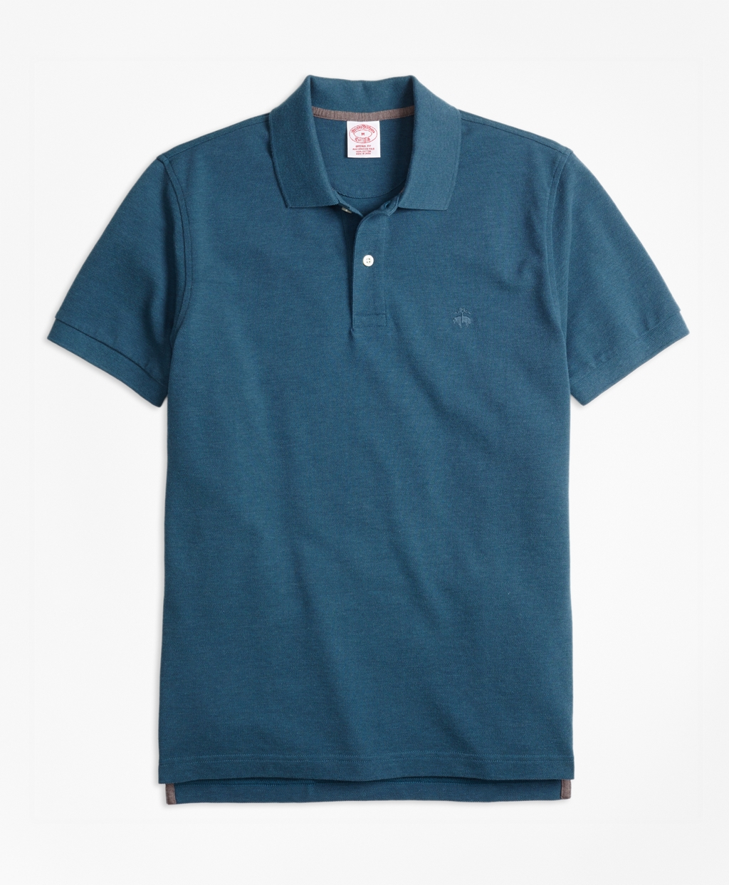 Best Original Fit Supima® Cotton Performance Polo Shirt - Brooks Brothers MH28
