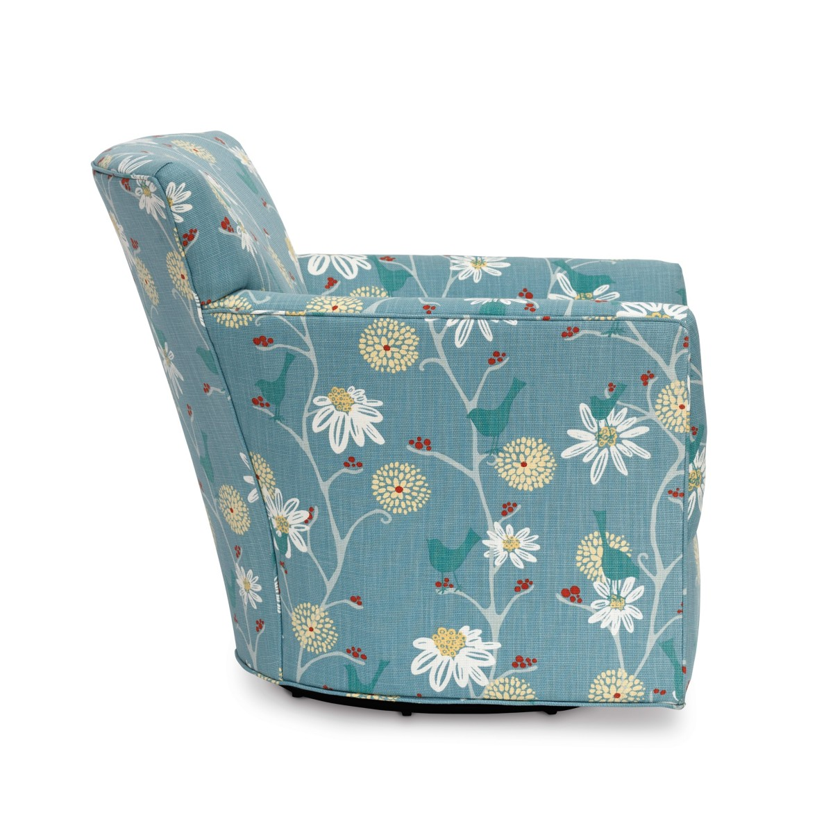 Well known Nina Swivel Chair|Maine Cottage® EX73