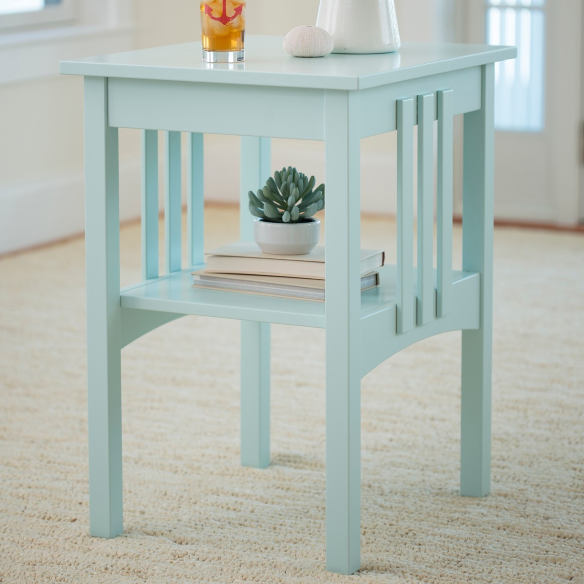 Excellent Classic Maine Cottage End Table by Maine Cottage | Where Color Lives FI39