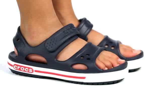 c810a5551a13bc Kids  Crocband™ II Sandal - Crocs