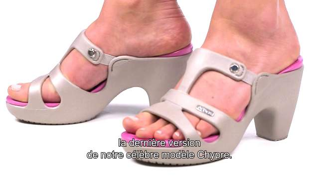 97ebf1a70c0c Women s Cyprus V Heel - Crocs