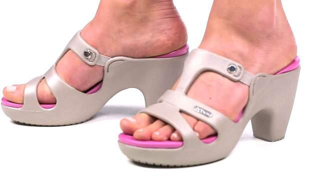 a603ef0f315 Women s Cyprus V Heel - Crocs